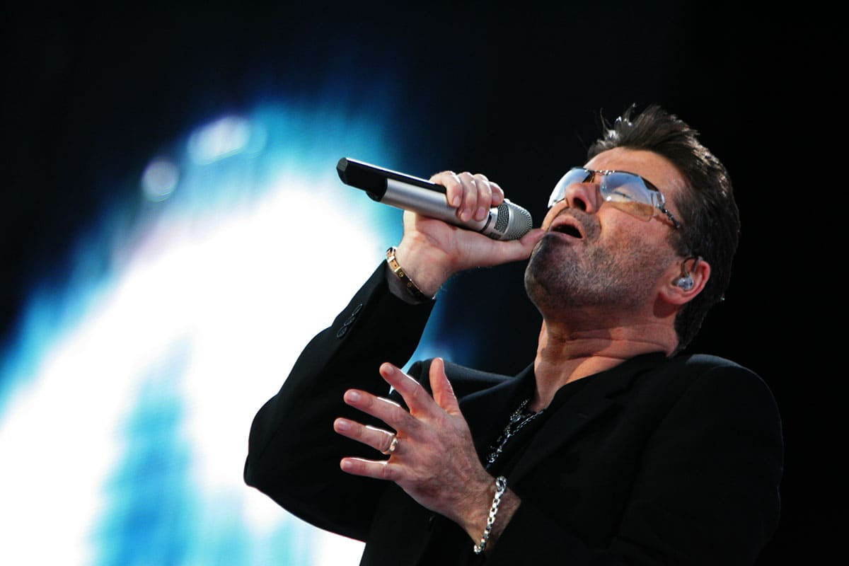 George Michael in Concert