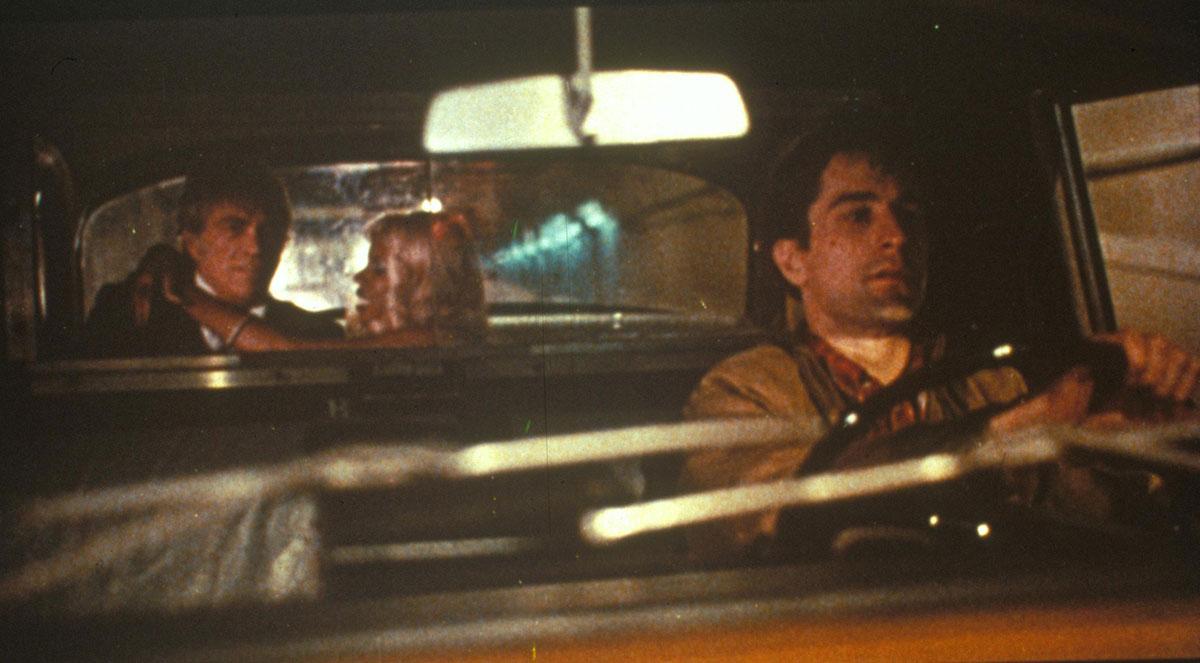 Publicity still of Robert De Niro in Taxi Driver