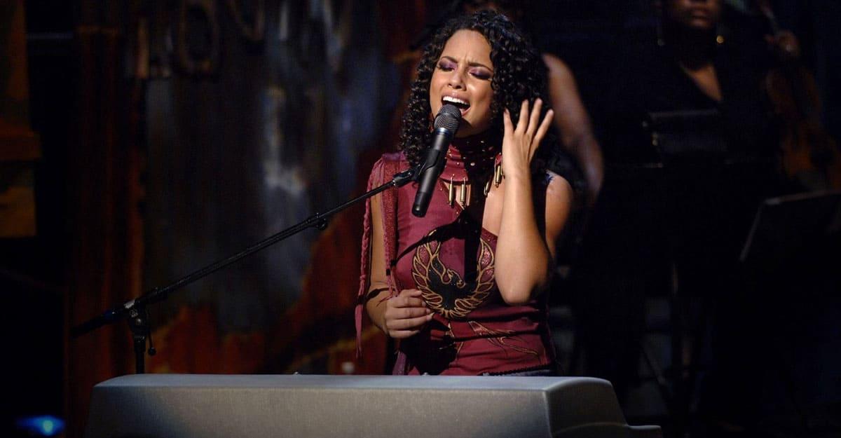 Photo of Alicia Keys