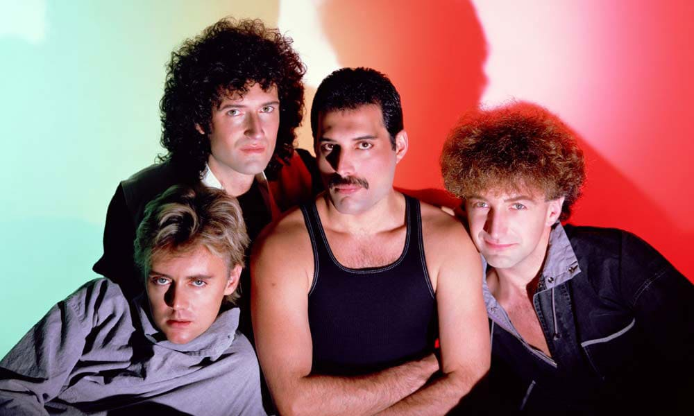 Members of the Band Queen