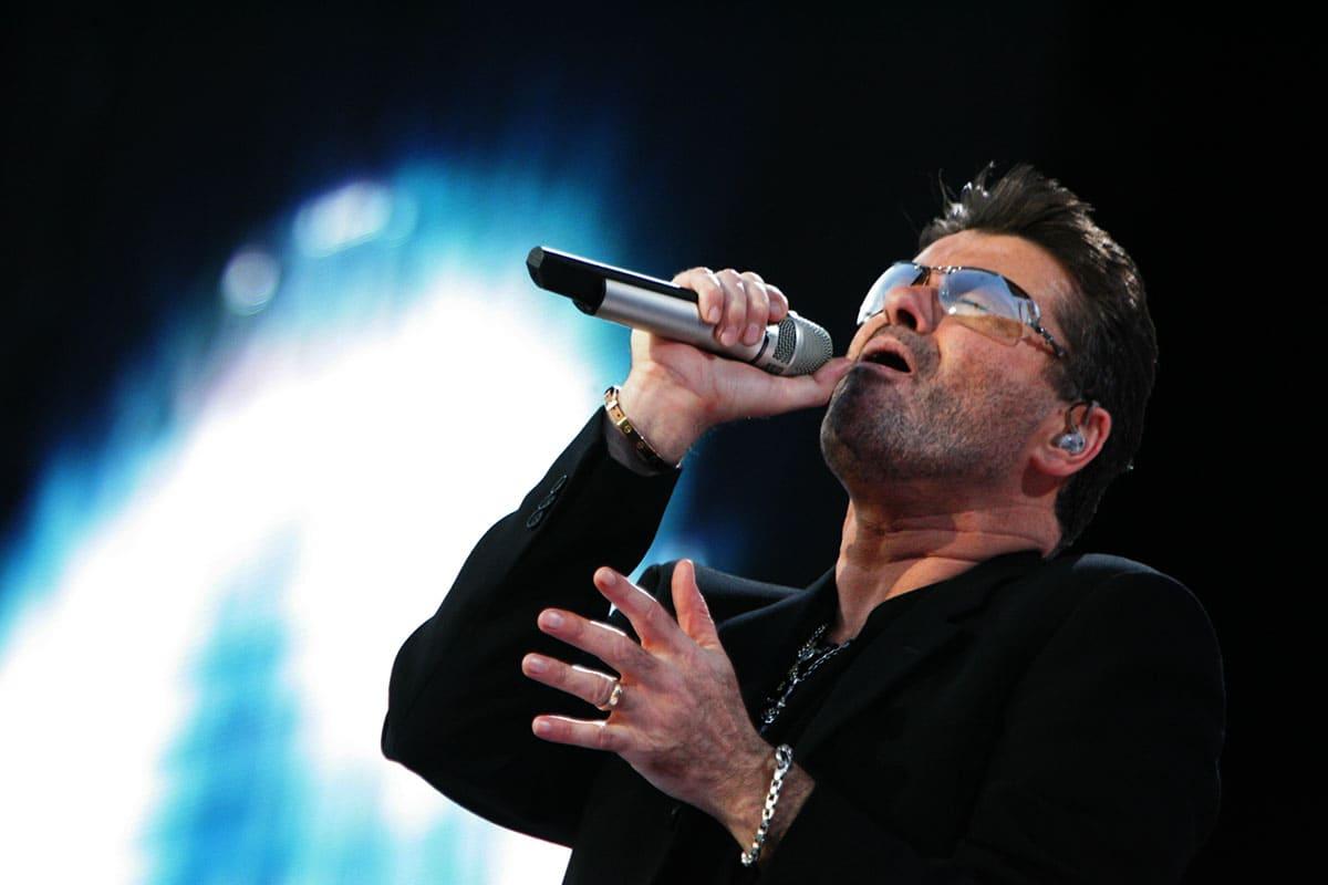 George Michael in Concert