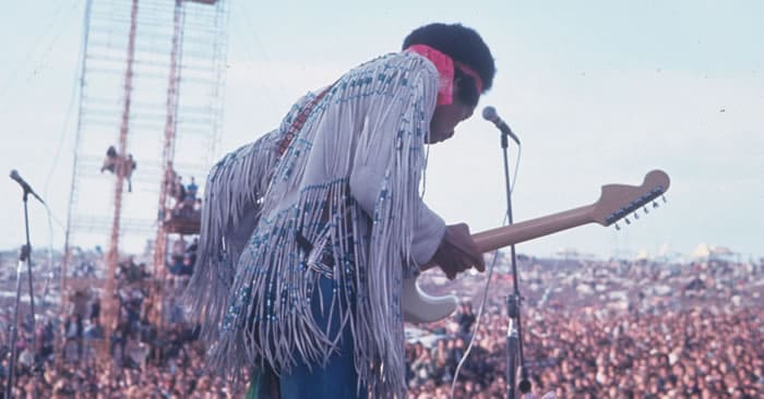 The Star-Spangled Banner by Jimi Hendrix